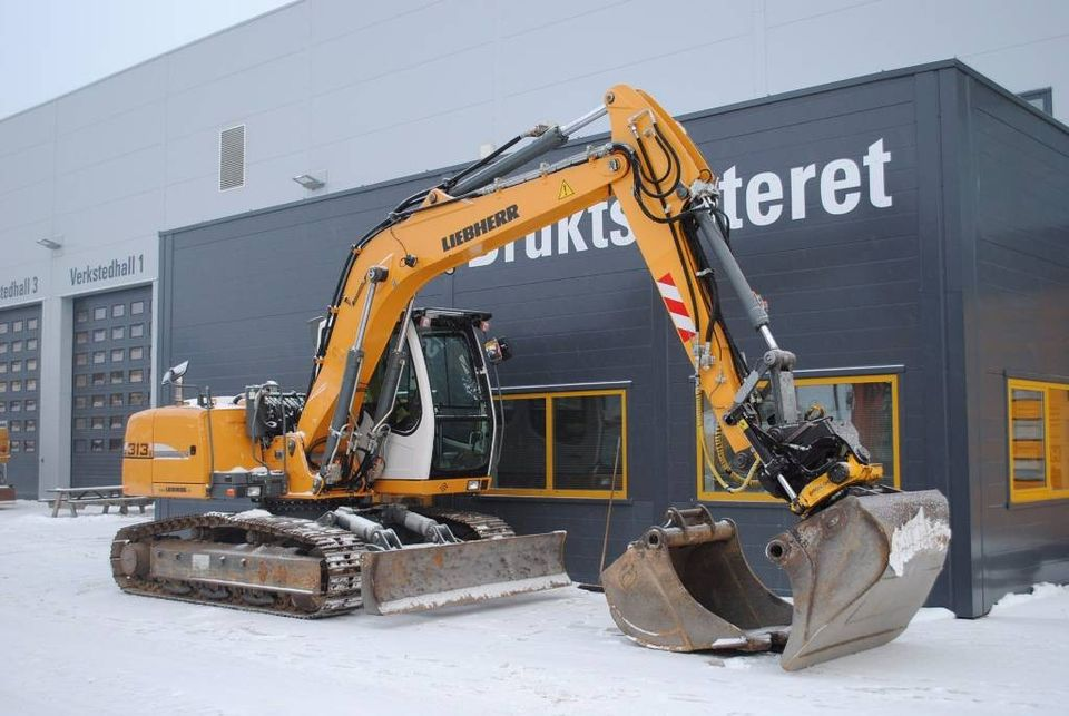 Best used 13-14 tonne tracked excavator [Archive] - The