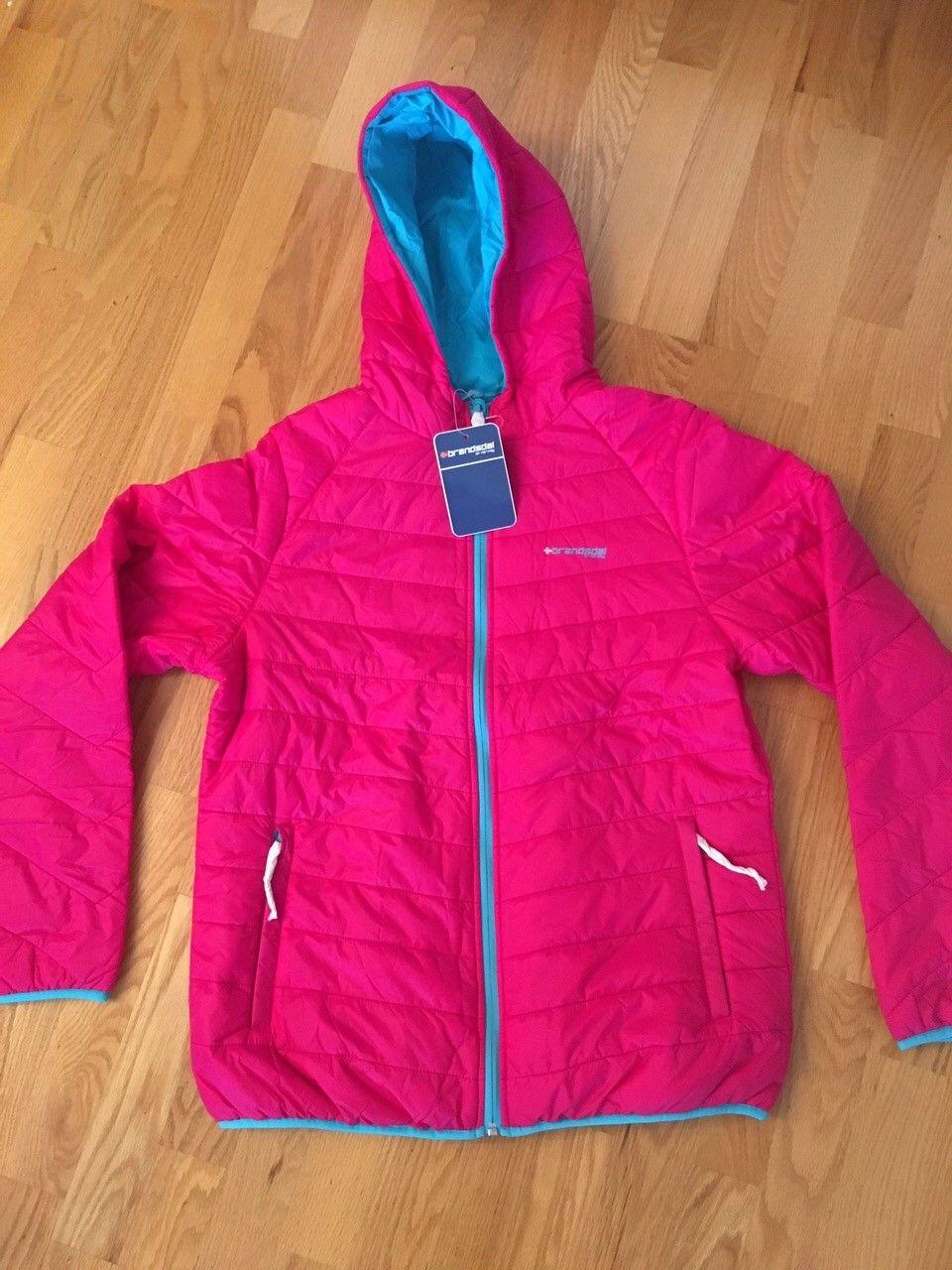 Ny vattert jakke str. 5052 | FINN.no