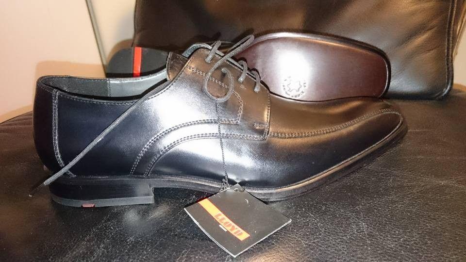 LLOYD Luksus skinn sko m/ lærsåle nr. 43 - Stavanger  - LLOYD Luksus skinn sko m/ lærsåle nr. 43 Skinn skoen er perfekt for inne bruk og ikke minst til de som liker perfekt komfort uten svette og lukt, særlig om sommeren og inne arbeid. De holder foten tørr og dermed mindre lukt, og ikke minst - Stavanger