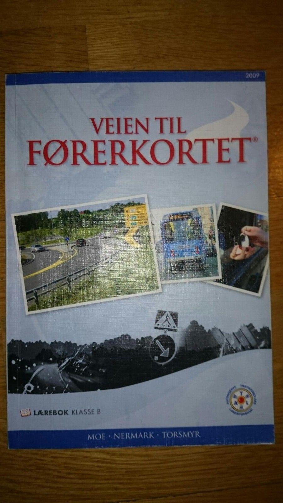 Avansert Veien til førerkortet teoribok 2011 | FINN.no GV-81