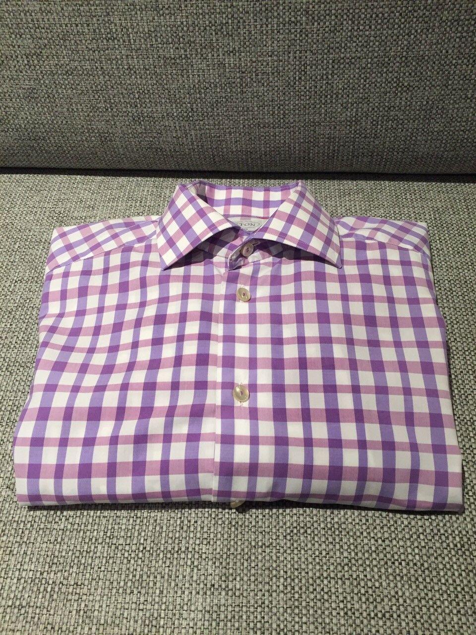 Flott Eton skjorte selges!  57524b5e89d76