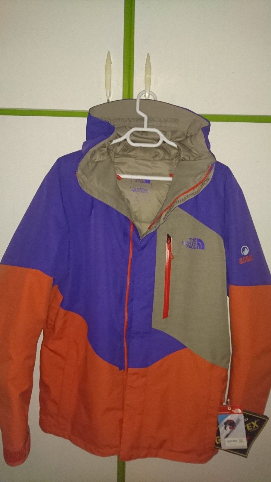 067df746593b The North Face NFZ INSULATED JACKET