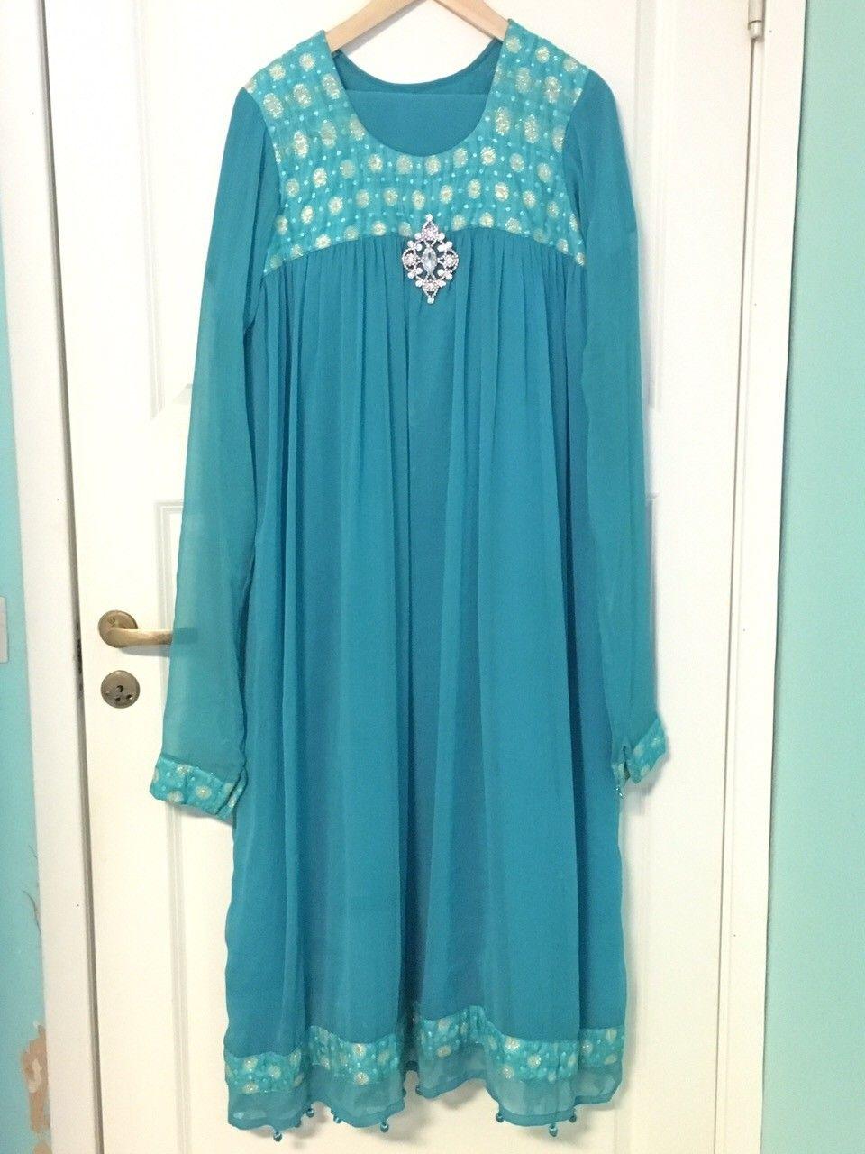 21edd357 Pakistanske klær/fancy dress/kjoler | FINN.no