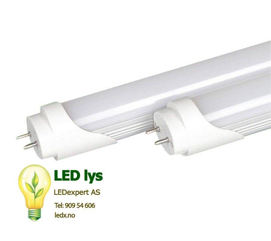 Ny LED lysrør 18w / -184kr   FINN.no XL19