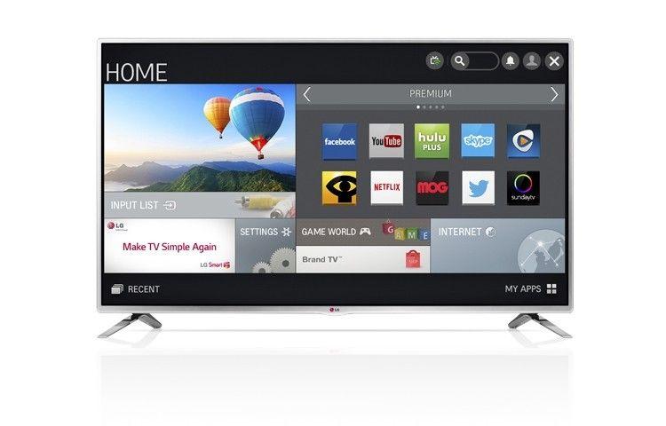 """LG 47"""" Smart LED-TV KUPP! - Porsgrunn  - LG 47"""" Smart LED-TV 47LB610V 47"""" LED Smart TV Full HD-oppløsning Smart Share  Meget pent og veldig lite brukt 47"""" fra LG Har vært plassert på et soverom og har stått på samme sted s - Porsgrunn"""