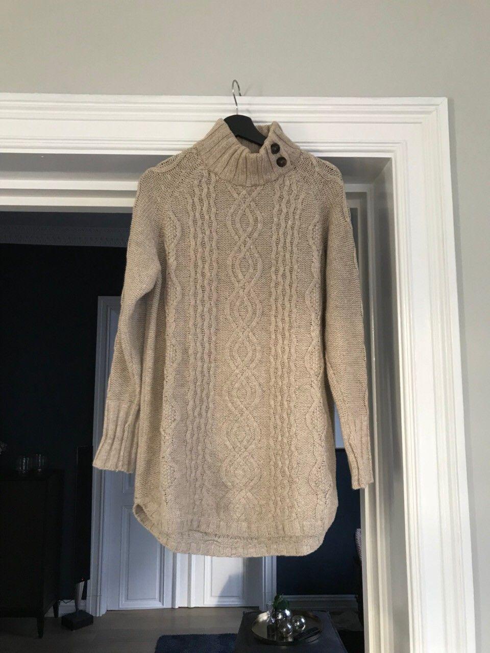 Flettegenser fra Lexington - Oslo  - Pent brukt genser fra Lexington, str S.  60% bomull, 10% merinoull, 30% nylon. - Oslo