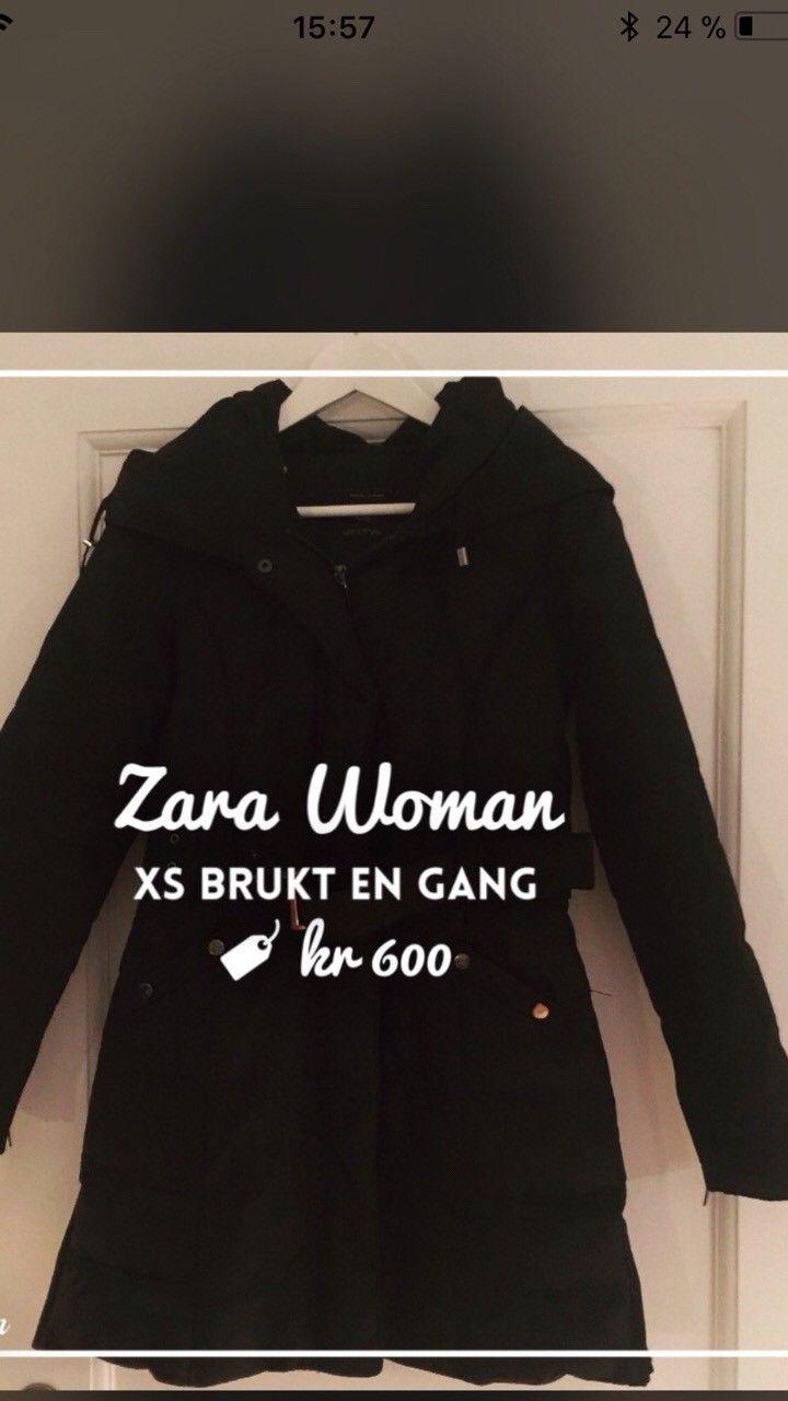 Zara woman jakke | FINN.no