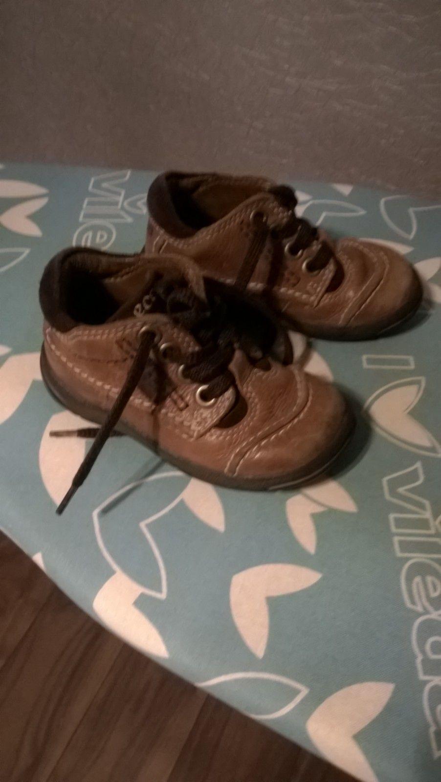 Ecco sko til gutt og jente. i størrelsen 21 | FINN.no