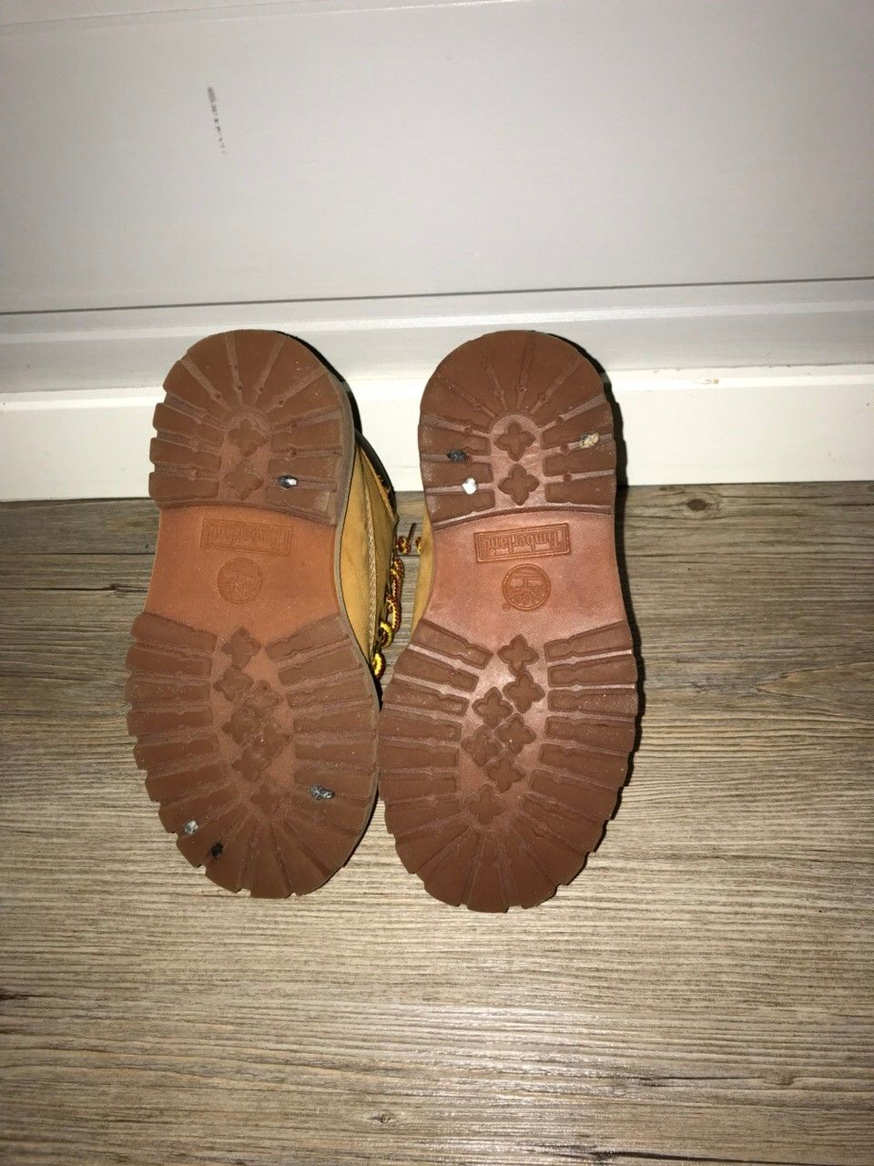 Timberland sko strl 26 - Sandefjord  - Timberland sko strl 26 (store i strl) Nypris 999,- lite brukt - Sandefjord