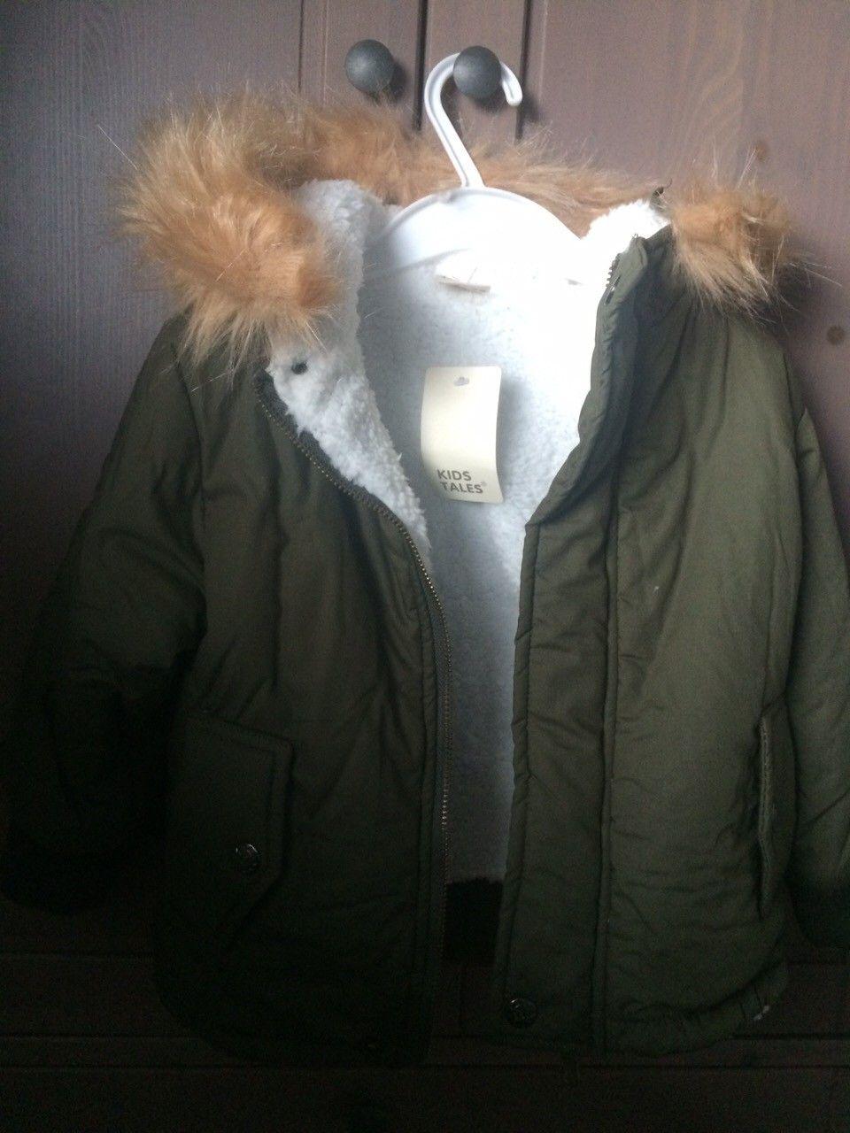 vinterjakke gutt 146 | FINN.no