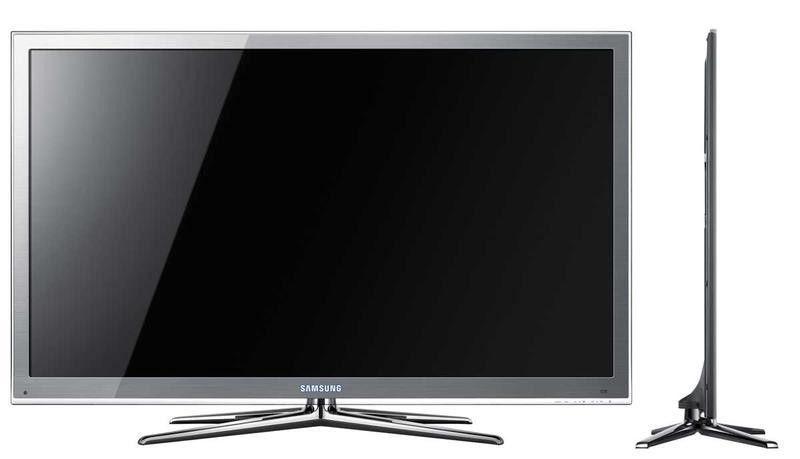 """Samsung 46"""" 3D LED-TV - Toppmodell 8000-serie, UE46C8705, m Samsung HW-C450 - Haugesund  - Samsung 46"""" 3D LED-TV, Toppmodell 8000-serie, UE46C8705    Selger pent brukt Samsung 3D LED TV med Samsung HW-C450 hjemmekino lydstang. TVen er pent brukt og uten skader og riper. Det medfølger 2 stk nye originale 3D briller i tøy - Haugesund"""