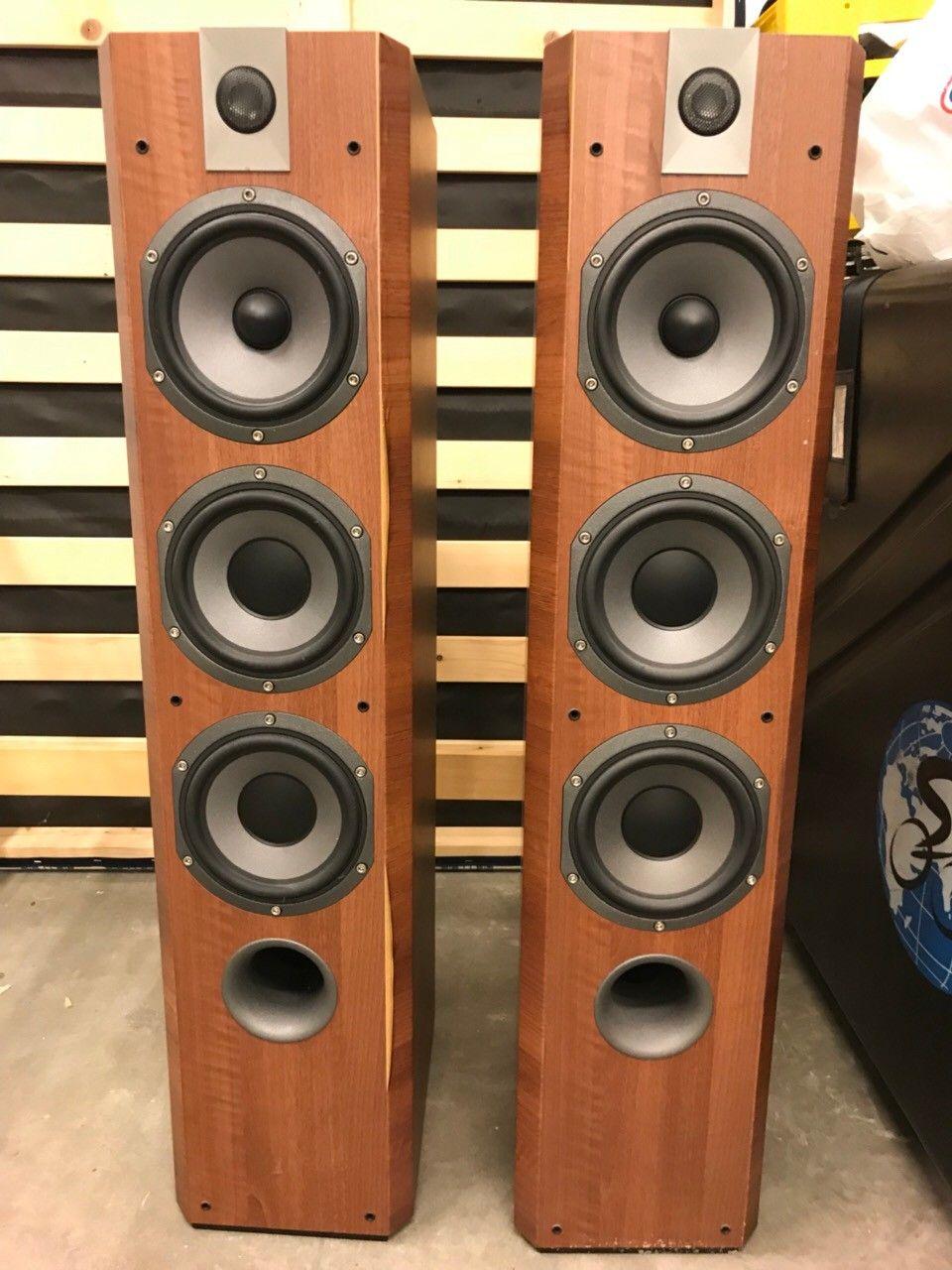 Focal Chorus 726V m/ Yamaha RX-V661 Receiver | FINN no