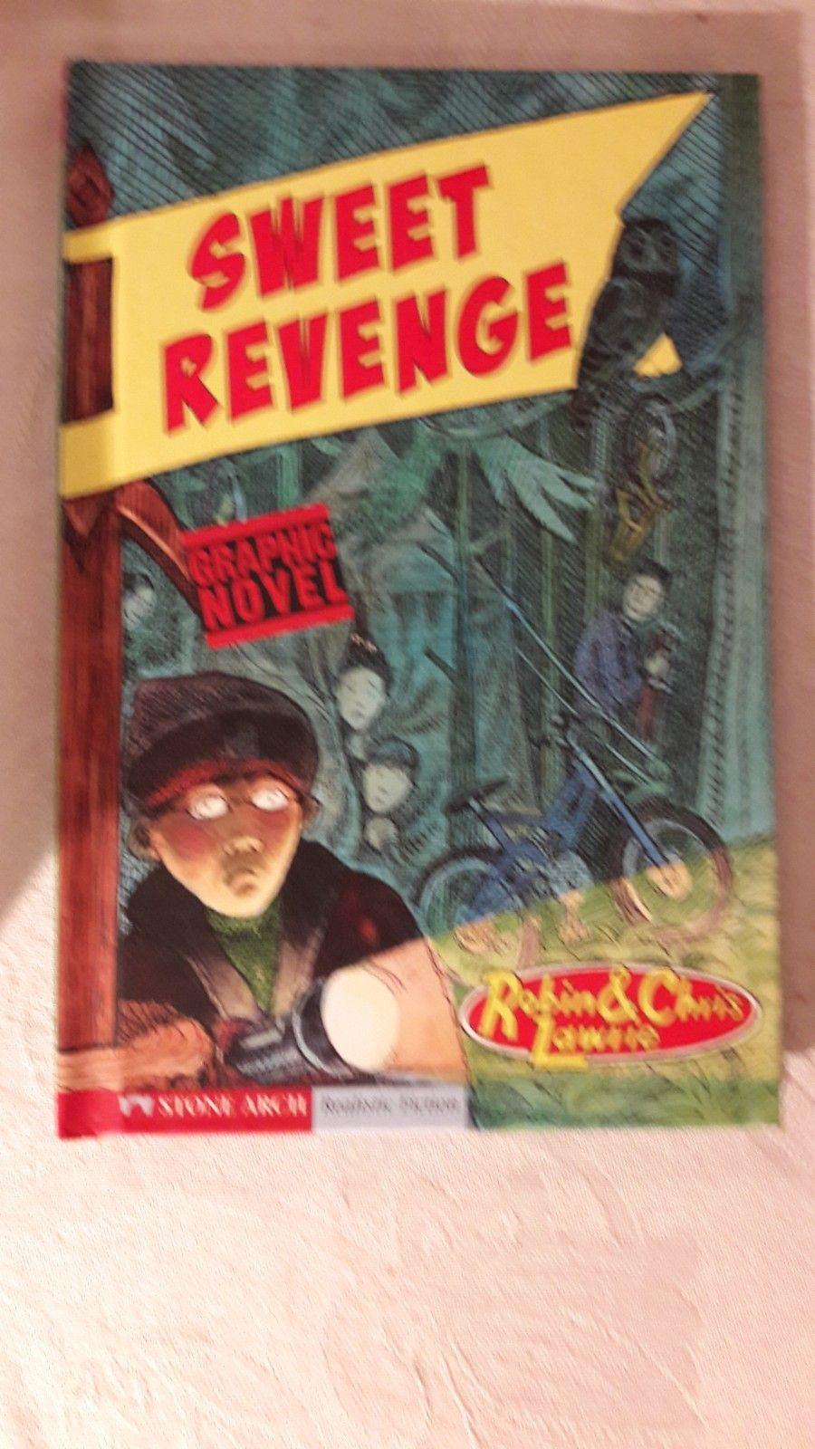 Sweet Revenge av Robin & Chris Lawrie - Trondheim  - Innbundet - Trondheim