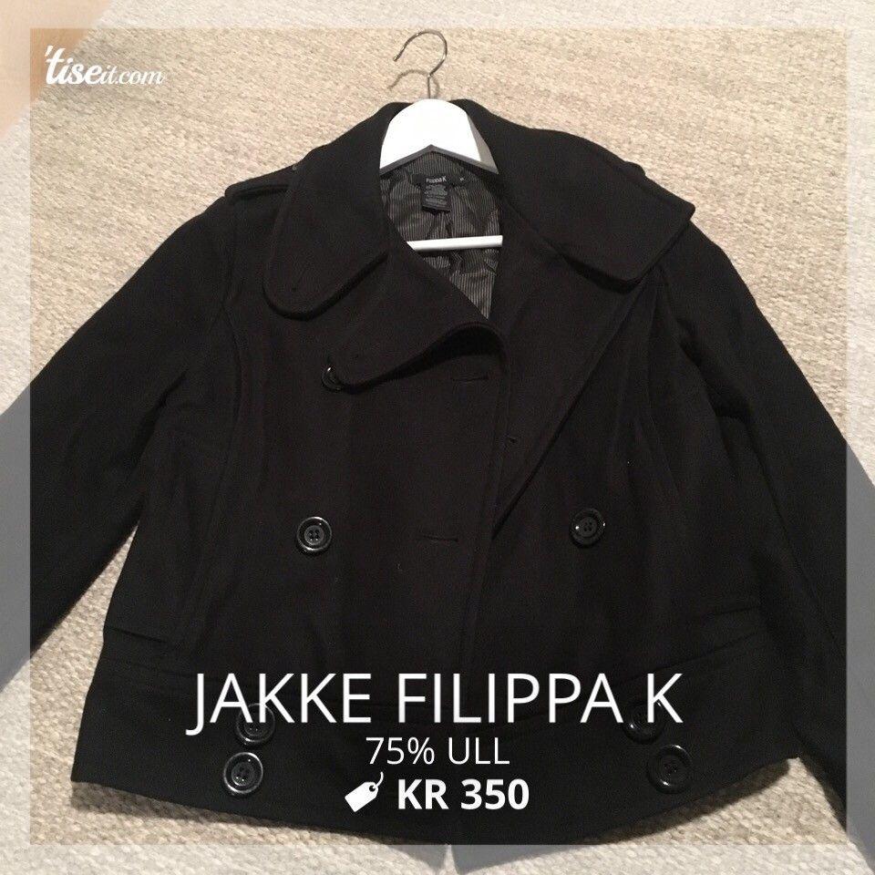 Filippa K vinterjakke herre | FINN.no