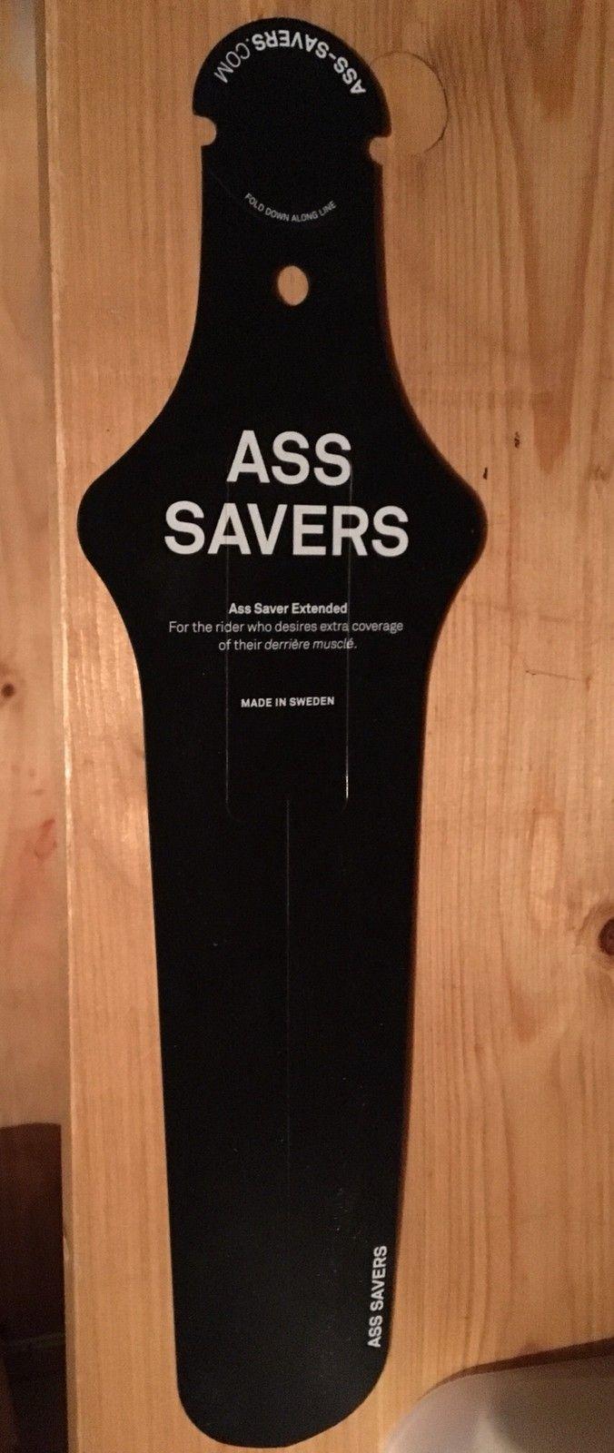 Ass Saver Extended - Oslo  - Ubrukt Ass Saver Extended, sort.  Hentes på Majorstuen i Oslo. Hvis du er interessert si fra når du kan hente den.  Sender gjerne mot at kjøper betaler fraktkostnad. - Oslo