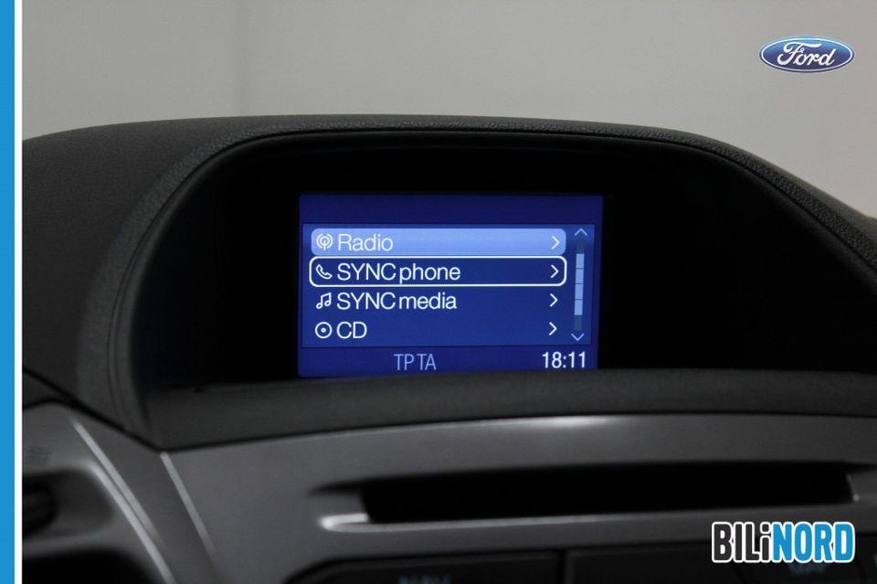 Bilbilde: Ford Transit Custom