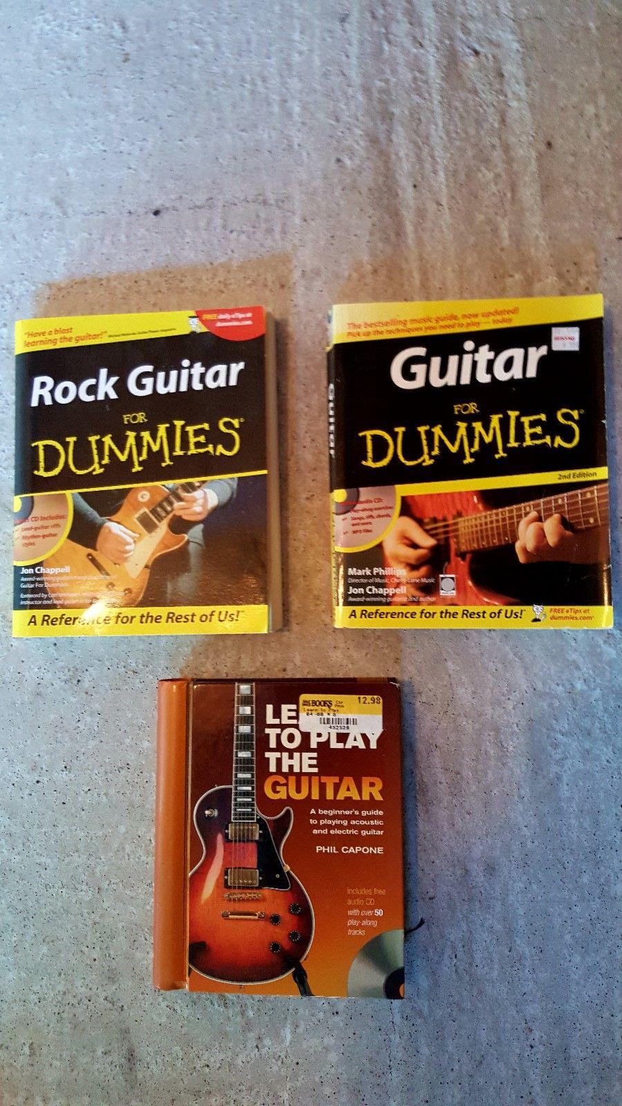 Guitar Learning Books (set of 3) - Stavanger  - Guitar Learning Books (set of 3) - Stavanger