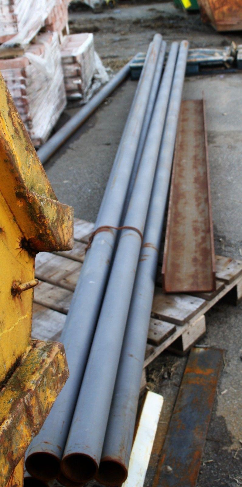 Topp H-bjelker, vinkel, firkantrør, stålrør med mer | FINN.no UC-01