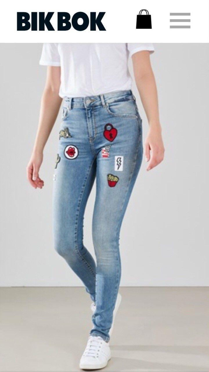 Bik bok jeans   FINN.no