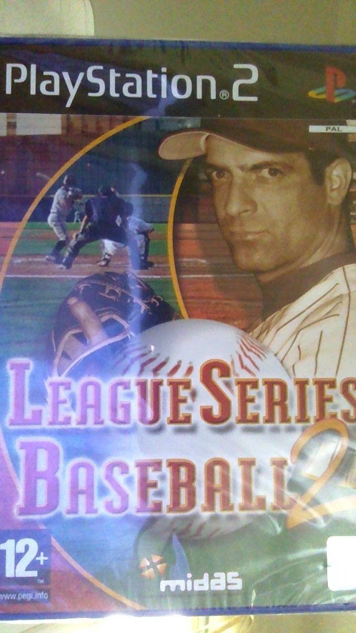 LEAGUE SERIES BASEBALL 2 PS 2  (NY) - Austrheim  - LEAGUE SERIES BASEBALL 2 (NY)  Kr 35,-  Vipps/Nettbank  Ta gjerne en titt innom mine andre annonser på finn - Austrheim