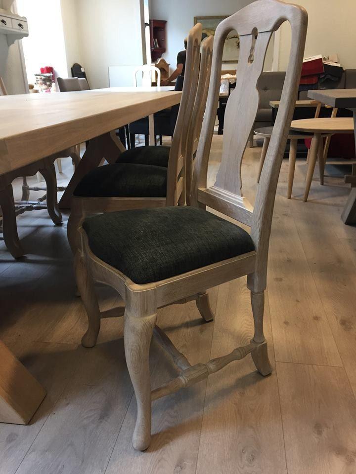 Gustavianske spisestuestoler | FINN.no