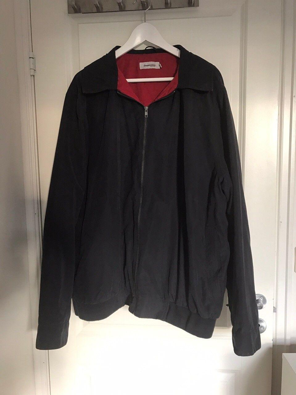 Sommer jakke - Oslo  - Sommer / lett jakke Fra Dressmann Str er XXL Men passer til XL også  Lite brukt - Oslo