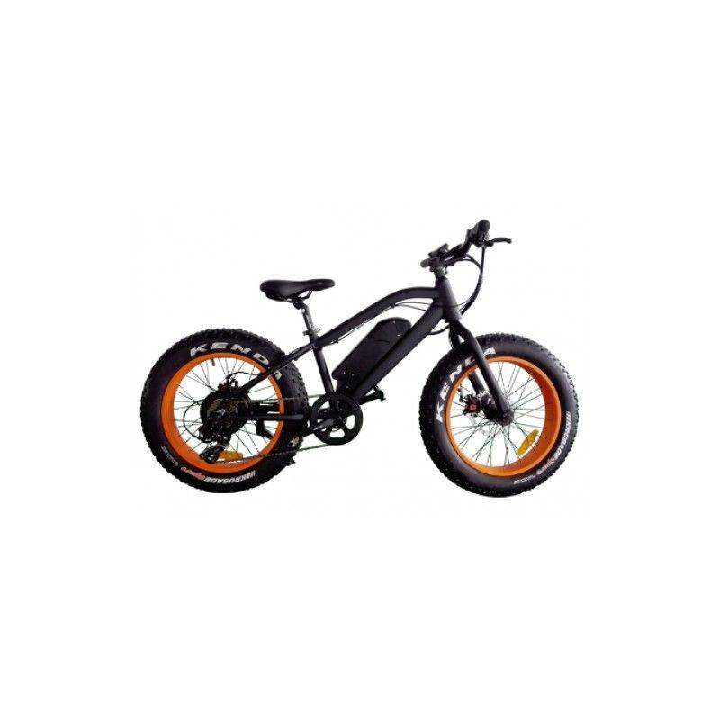Oppsiktsvekkende Elektrisk fatbike sykkel til barn - 250W - fartssperret til barn HC-38