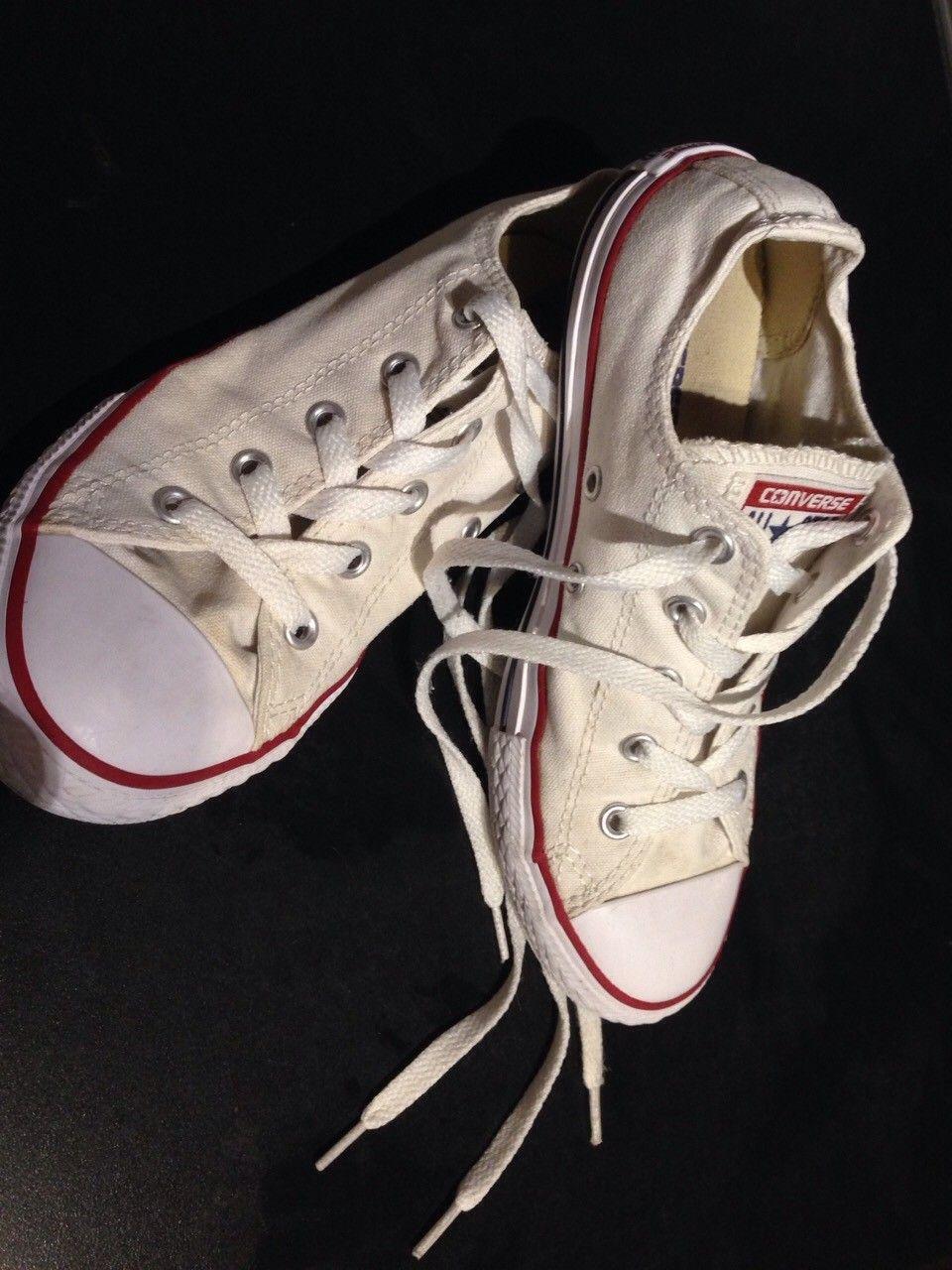 7ab42969259 Converse, hvite, str. 34 | FINN.no