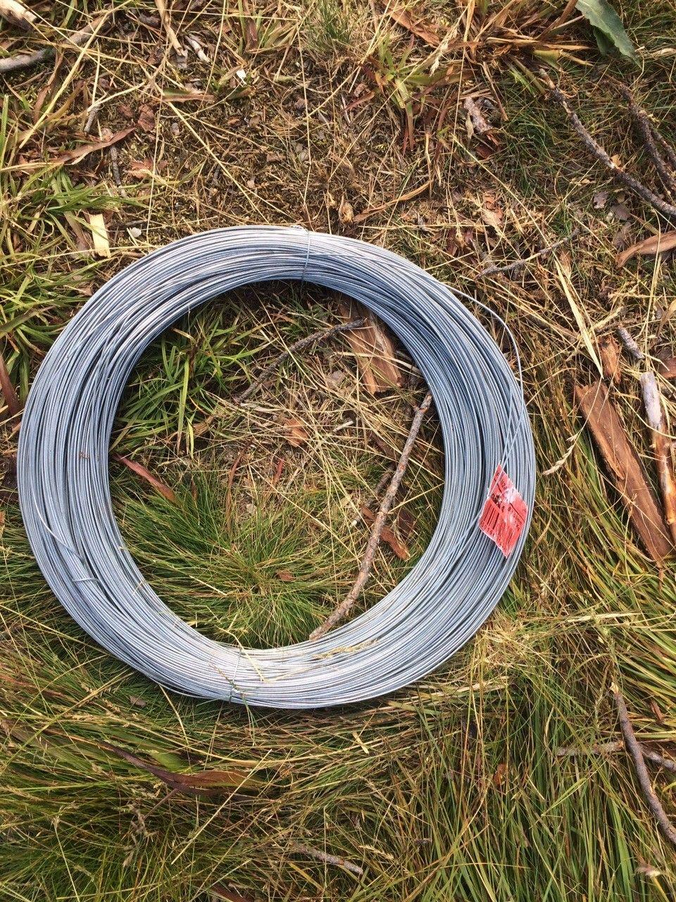 Ståltråd - Nesbru  - Ståltråd Ø 1,5 mm. 5 kg. - Nesbru