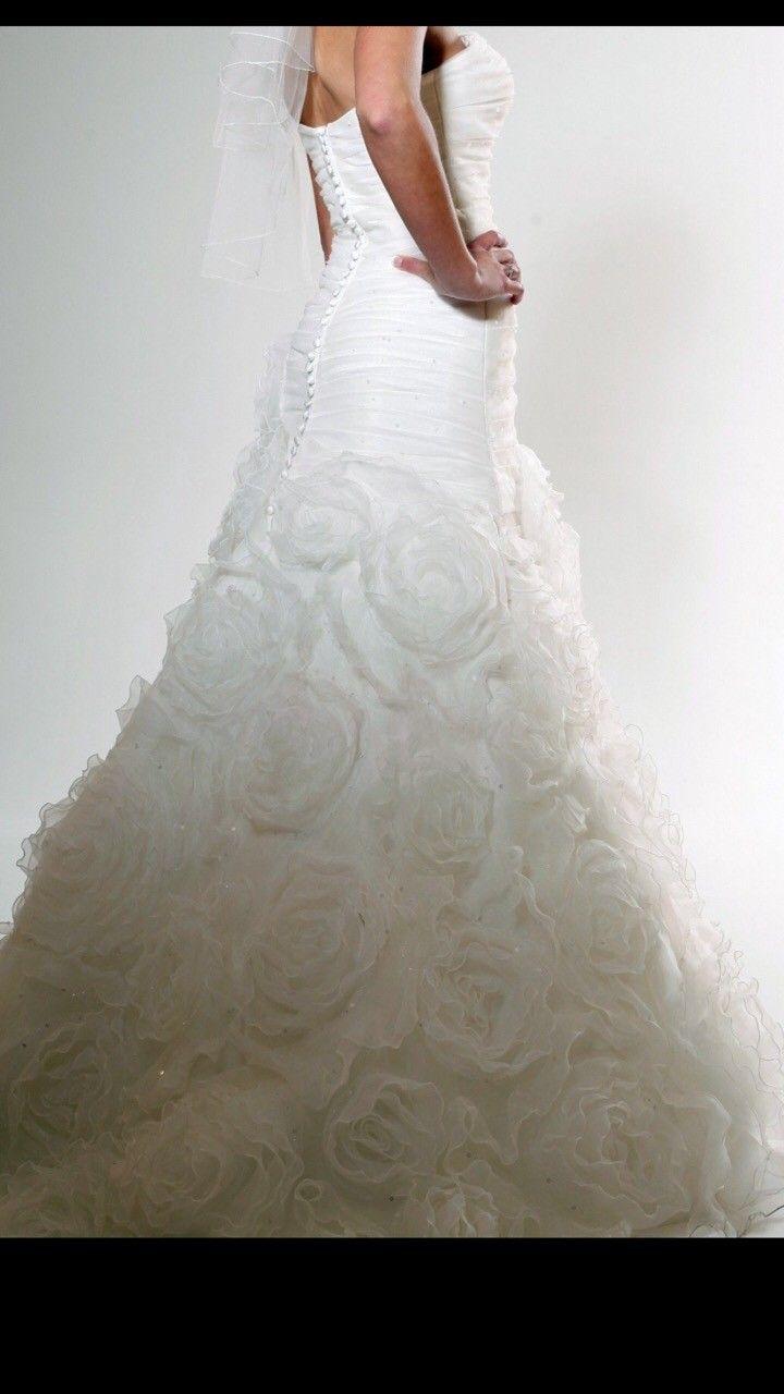 91bcdb7d Nydelig Affinity Eva brudekjole selges | FINN.no