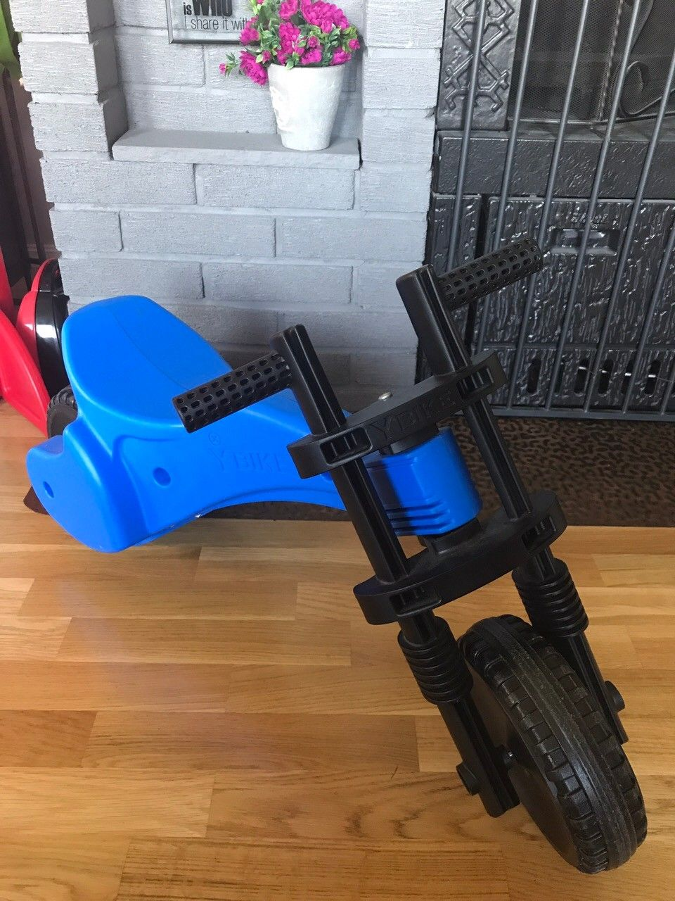 Balance sykkel - Skarnes  - Pent brukt. - Skarnes
