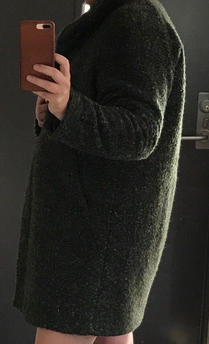 Hoff kåpe Samsøe - Drøbak  - Fin Hoff kåpe fra Samsøe, Str 40. Fargen heter Rosin Mel og er litt grønn:) - Drøbak