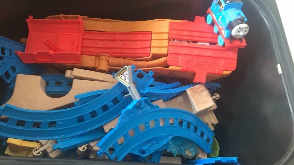 Thomas & IKEA train set - Oslo  - Thomas train set & IKEA train set - Oslo
