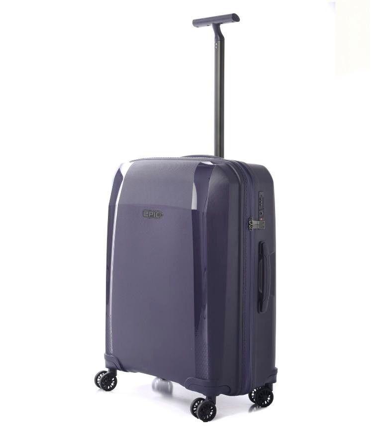 811dcf0f Hard medium 66 cm lett vanntett koffert. 67 liter 3 kg Purple Velvet (1/8)