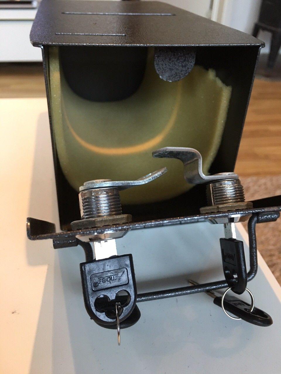 Drop box til pokerbord - Kjeller  - Drop box til montering under pokerbord selges billig. - Kjeller