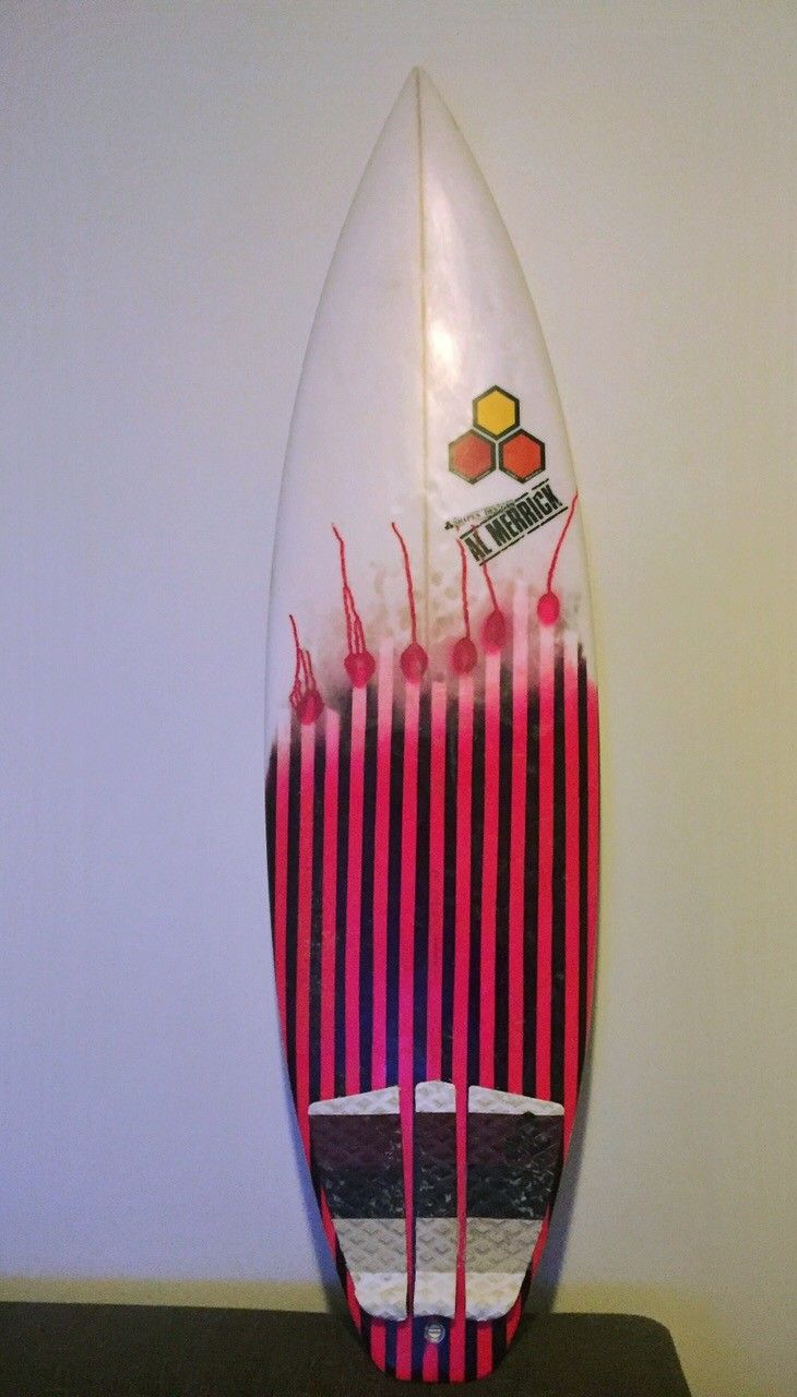 Al Merrick Surfboard - Oslo  - Al Merrick 'Cheese Stick' surfboard