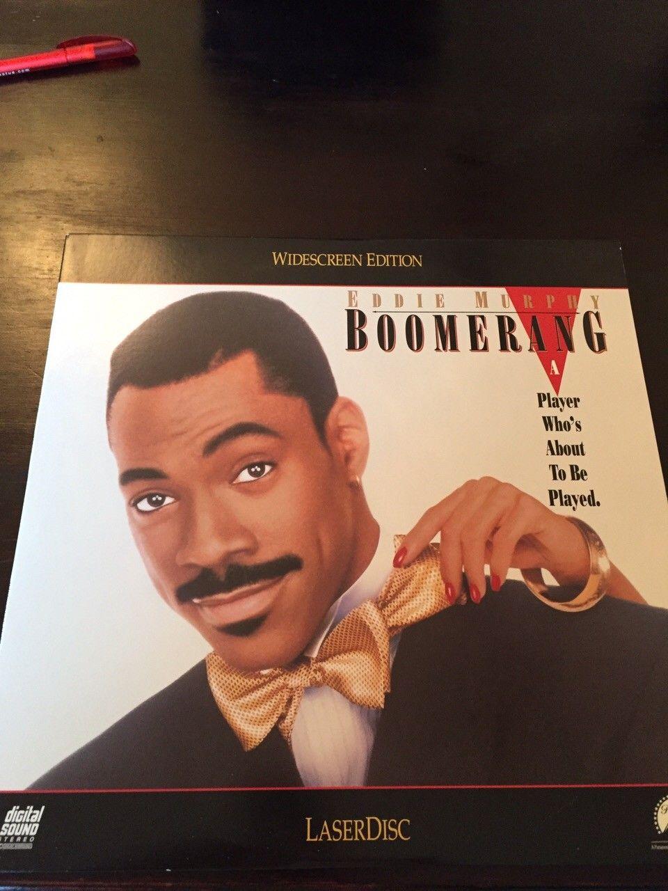 Laserdisc - Langesund  - Boomerang, Laserdisc. - Langesund
