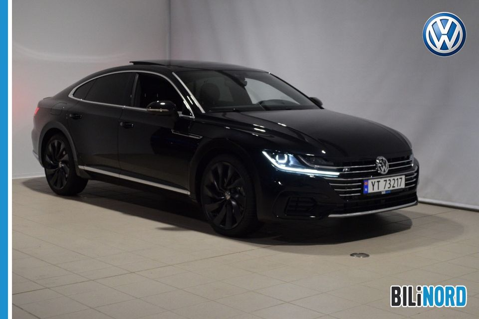 Bilbilde: Volkswagen Arteon