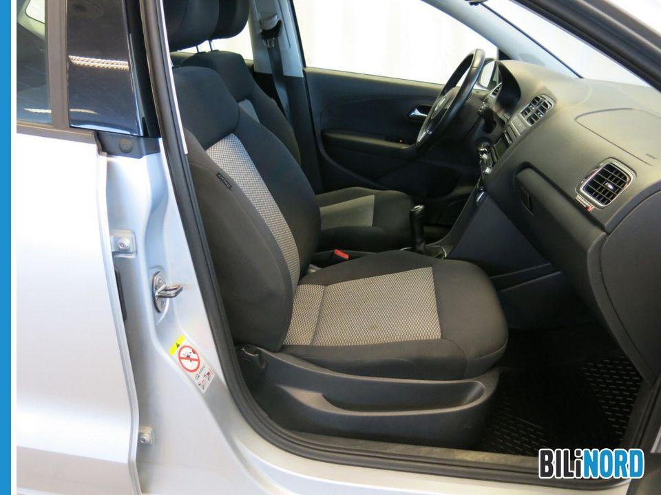 Bilbilde: Volkswagen Polo