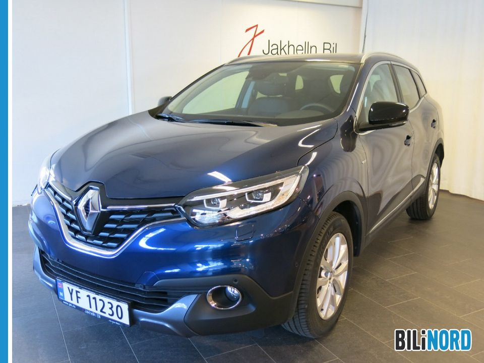 Bilbilde: Renault Kadjar
