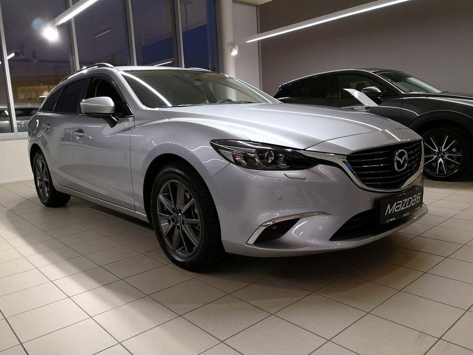 Mazda6 Lager