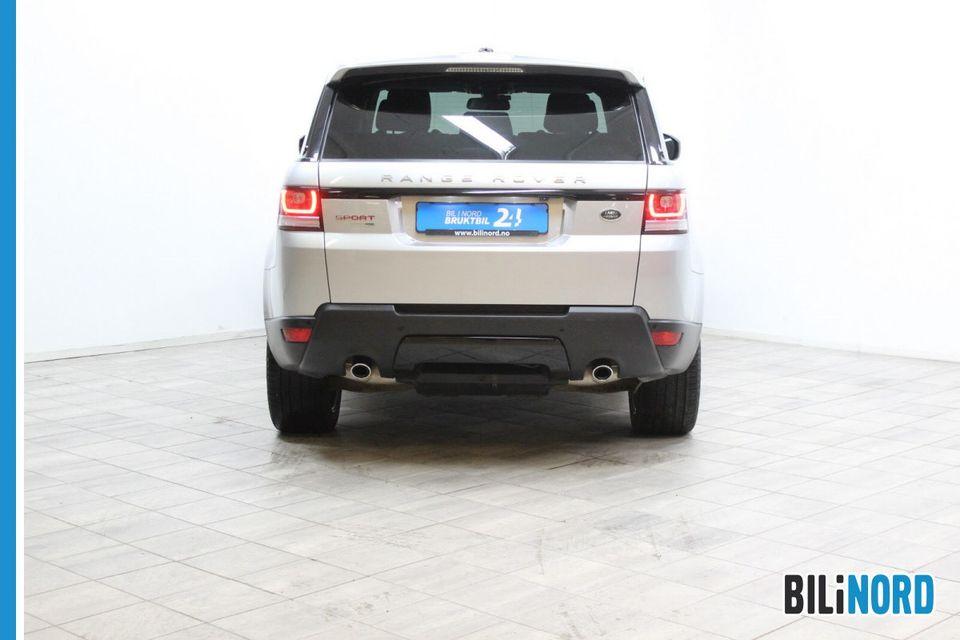 Bilbilde: Land Rover Range Rover Sport