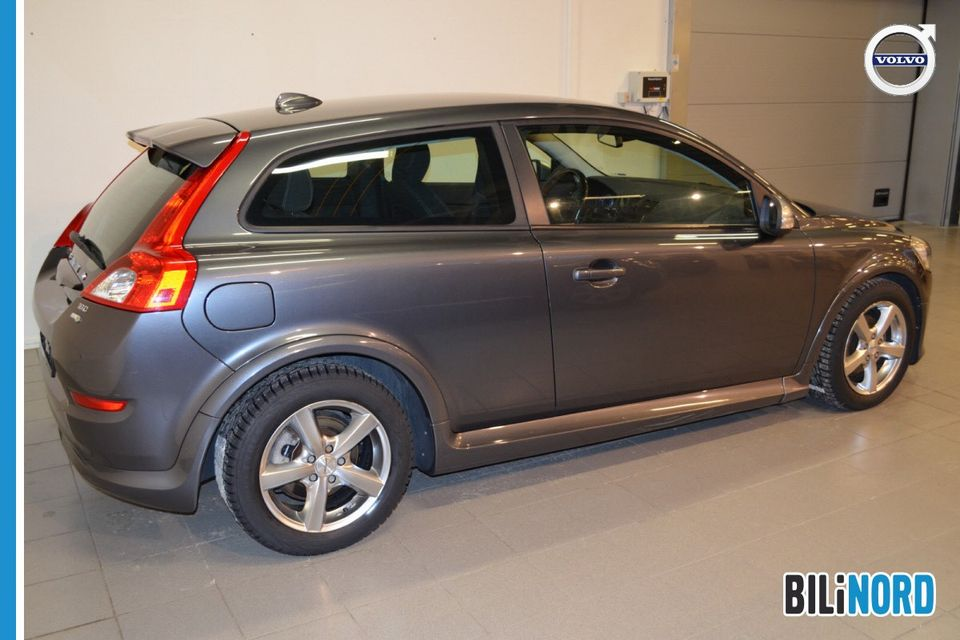 Bilbilde: Volvo C30