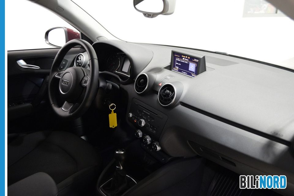 Bilbilde: Audi A1