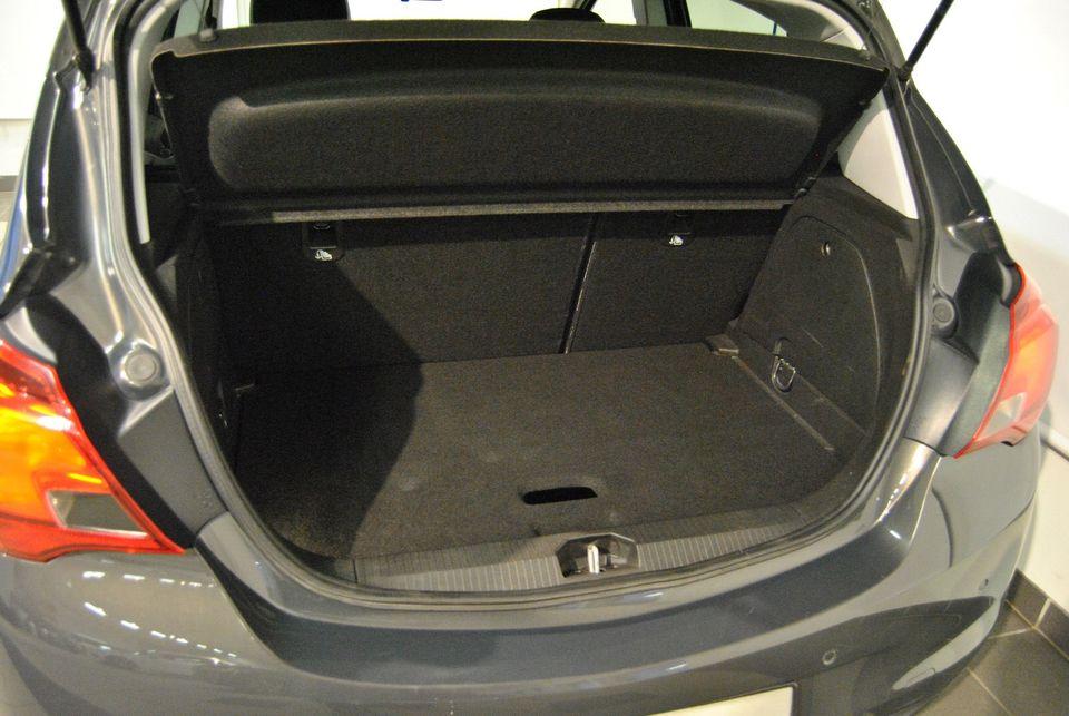 Bilbilde: Opel Corsa
