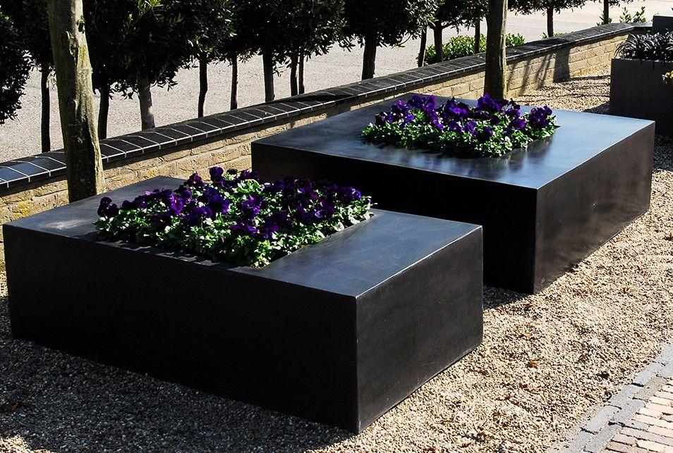 Frisk STORE Plantekasser/blomsterkasser/urner/krukker/design/potter PÅ SK-72