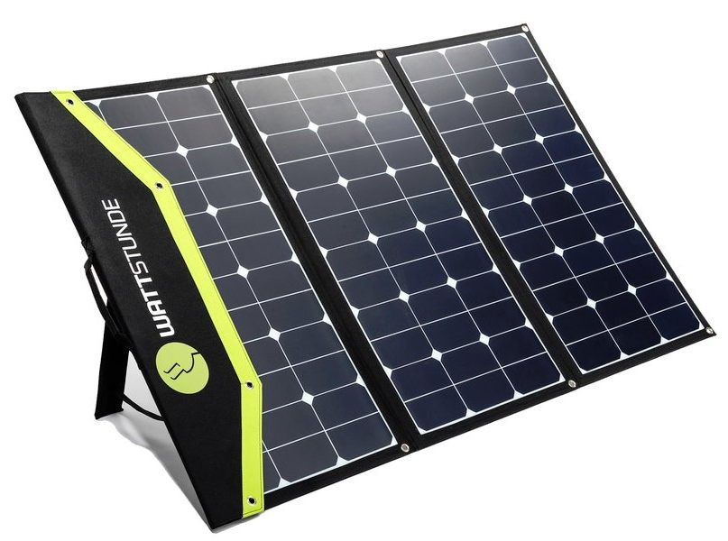 Wattstunde SunFolder WS120SF sammenleggbart solcellepanel