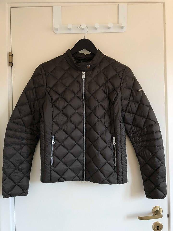 Match Fashion Quilted jakke fra Jean Paul, den perfekte