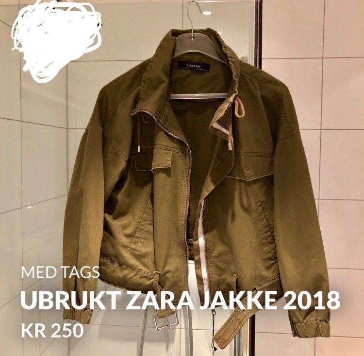 Zara jakke til gutt | FINN.no