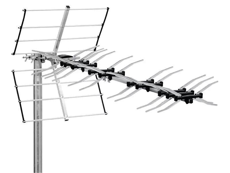 hvordan kan du hekte en utendørs antenne